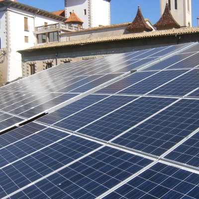Instalación fotovoltaica autonoma