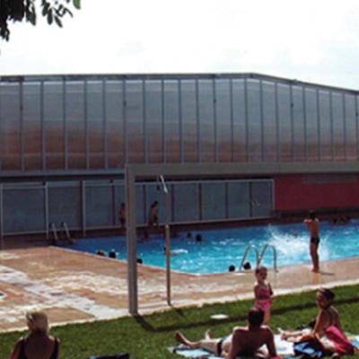 Ideas y fotos de cubiertas automaticas piscinas para for Piscinas cubiertas salamanca