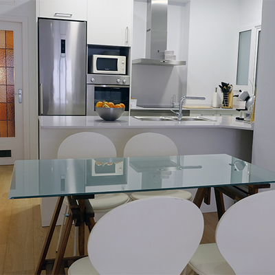 Reforma interior d'habitatge a Sarrià