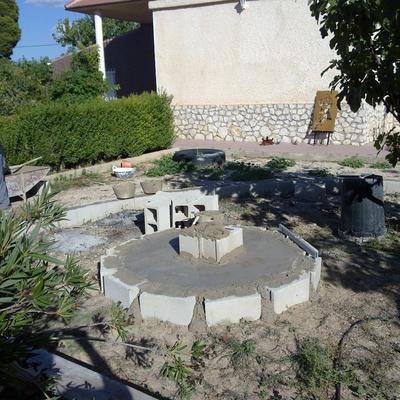 Construcción Cupula Yecla.