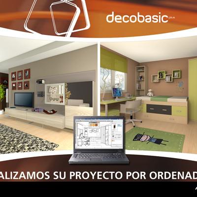 proyectos de decoración virtual DecoDesign