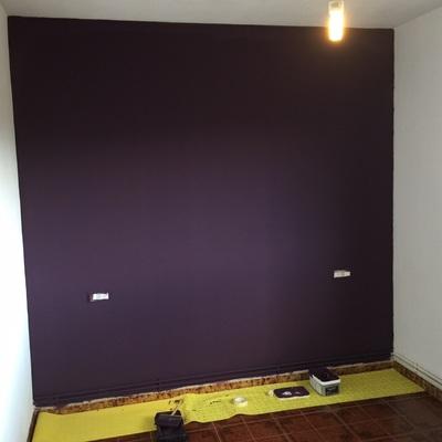 Instalación y decoración de dormitorio