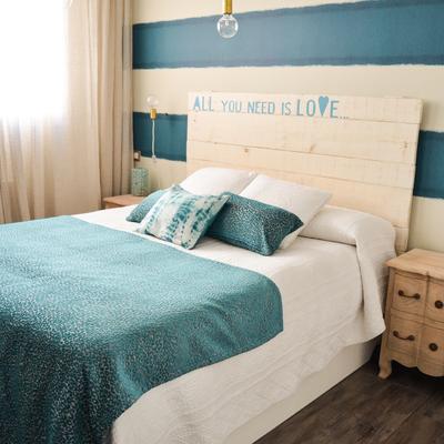 Una habitación con mucho amor