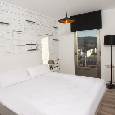 Decoración de habitaciones de hotel - La casita de la Planta