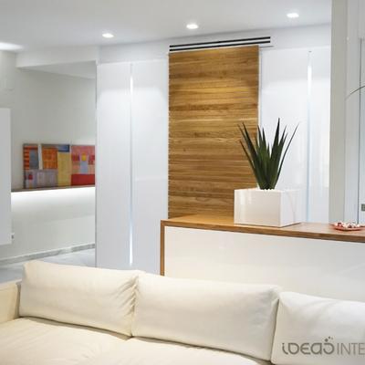 Moderno salón comedor donde cada rincón suma