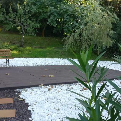 Limpieza y decoración jardín Soto del Real
