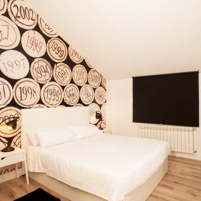 Decoración para habitaciones de hotel - La casita de la Planta
