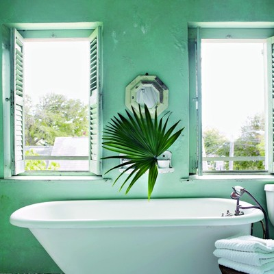 Ideas y Fotos de Baños de Estilo Tropical para Inspirarte ...