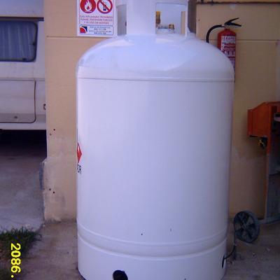 Depósito De Gas Propano De Primagas