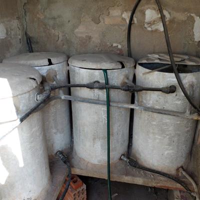 Depositos fibrocemento agua