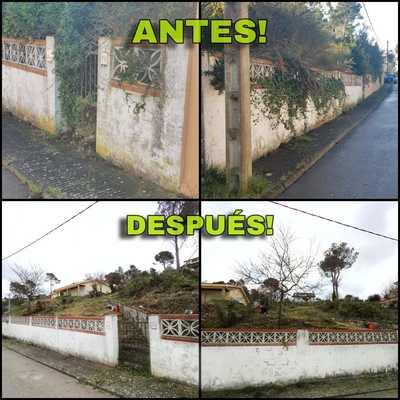 DESBROCE DE PARCELAS