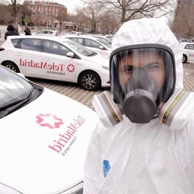 DESINFECCION COVID 19 POR OZONO Y NEBULIZACION