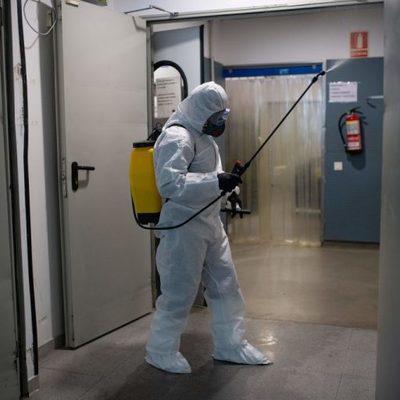 ¿Por qué contratar el servicio de desinfección COVID19?