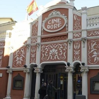 Desinsectación de Chinches de Cama en el Cine Doré (sala de proyecciones de la Filmoteca Nacional Española)