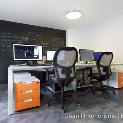 Un despacho en casa