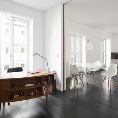 Ideas y fotos de amueblar despacho vivienda para for Amueblar despacho casa