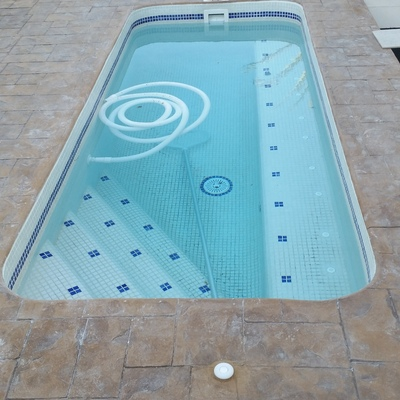 Construcción de una piscina en Murcia
