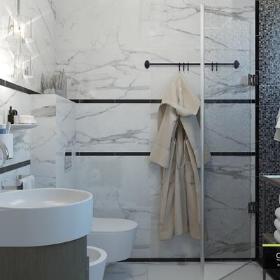 Diferentes estilos de decoración para tu baño