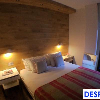 Reforma dormitorio en Andorra