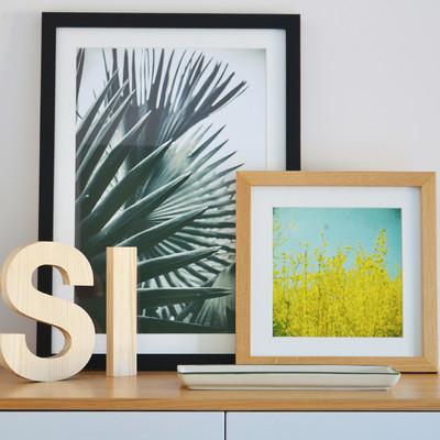Ideas y fotos de enmarcar cuadros para inspirarte - Ideas para enmarcar fotos ...
