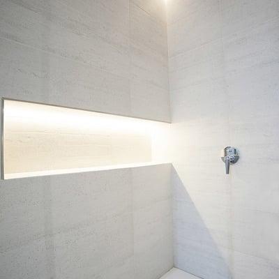 Detalle de ducha