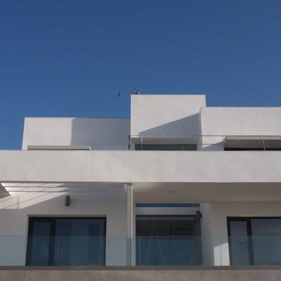 Detalle de fachada trasera