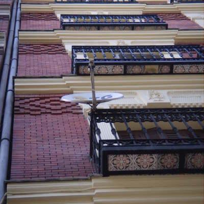 Proyecto y dirección de obras de restauración de estructura, en vivienda de c/ Alcalá nº 129 (Madrid).