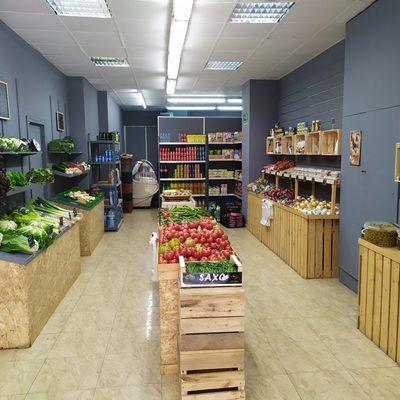 Licencia municipal de apertura para una frutería. Declaración responsable en materia de salud alimentaria.