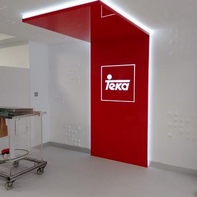 Laboratorio de calidad para Teka