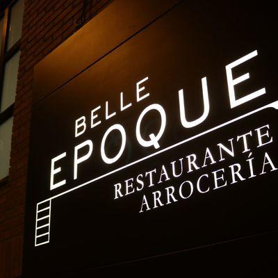 Restaurante Arrocería Belle Epoque, Petrer