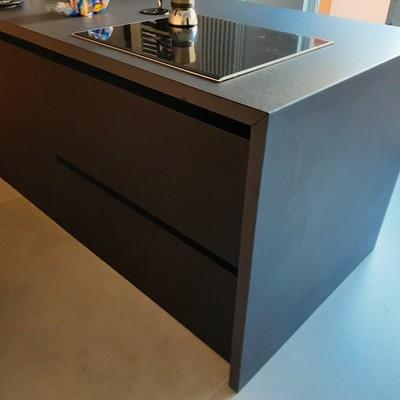 detalles muebles de cocina