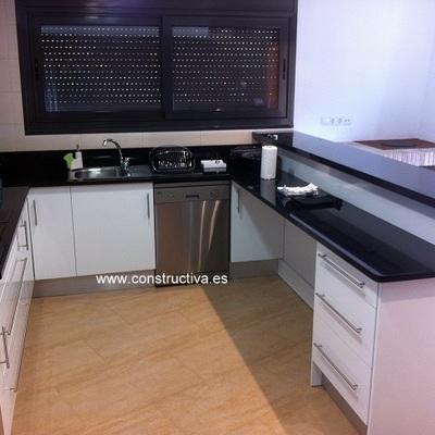 detalle muebles de cocina