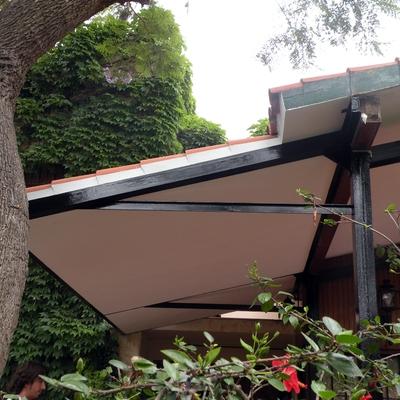 Ampliación Porche en Villa Benicassim