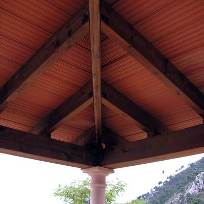 detalle porche