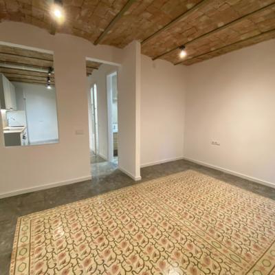 Reforma integral de piso de 45  m2