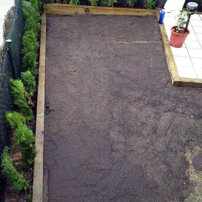 Detalle terraza Getxo