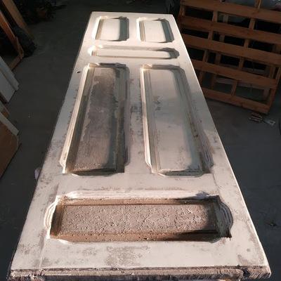 lacado puerta madera maciza