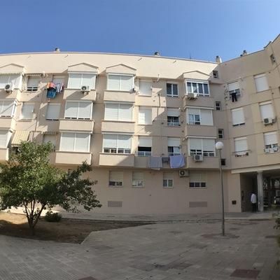 Rehabilitación edificio con aislante fino
