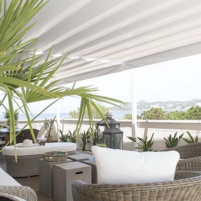 terraza ibiza
