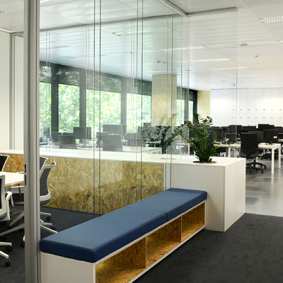 Diagonal Offices