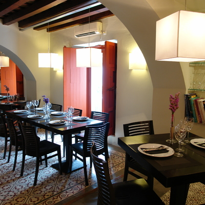 DIF Decor: comedor interior