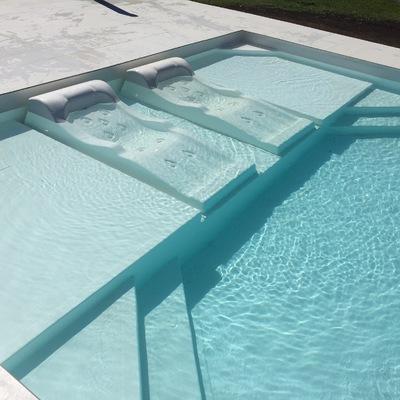 Rehabilitación de piscina 10x5