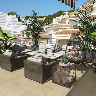 Antes y después: Preparando las terrazas para el verano