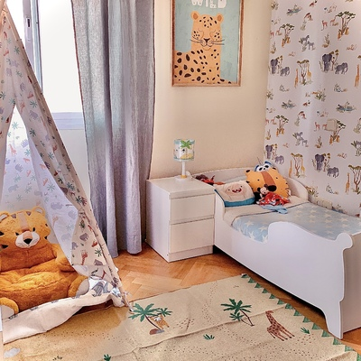 Diseño de interiores Infantil