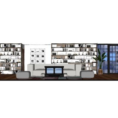 Diseño de Interiores Online - Casa rural