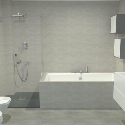 Ampliación de cuarto de baño. Guadalmar. Málaga