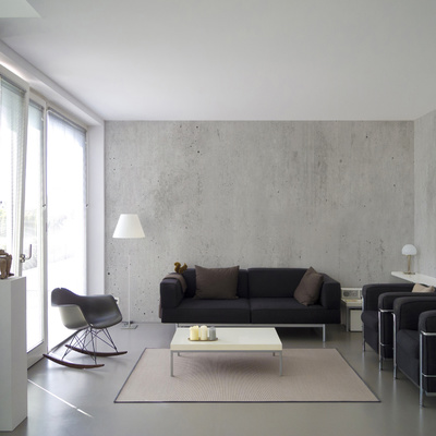 Diseño de reforma de sala de estar