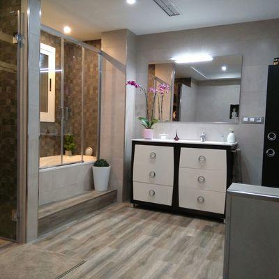 Diseño y reforma - Baño en suite