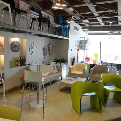 Diseño interior - Tiendas THE 3