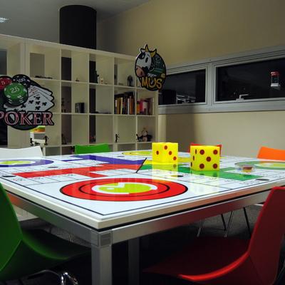 Diseño Oficinas Grupo Itnet De 800 M2
